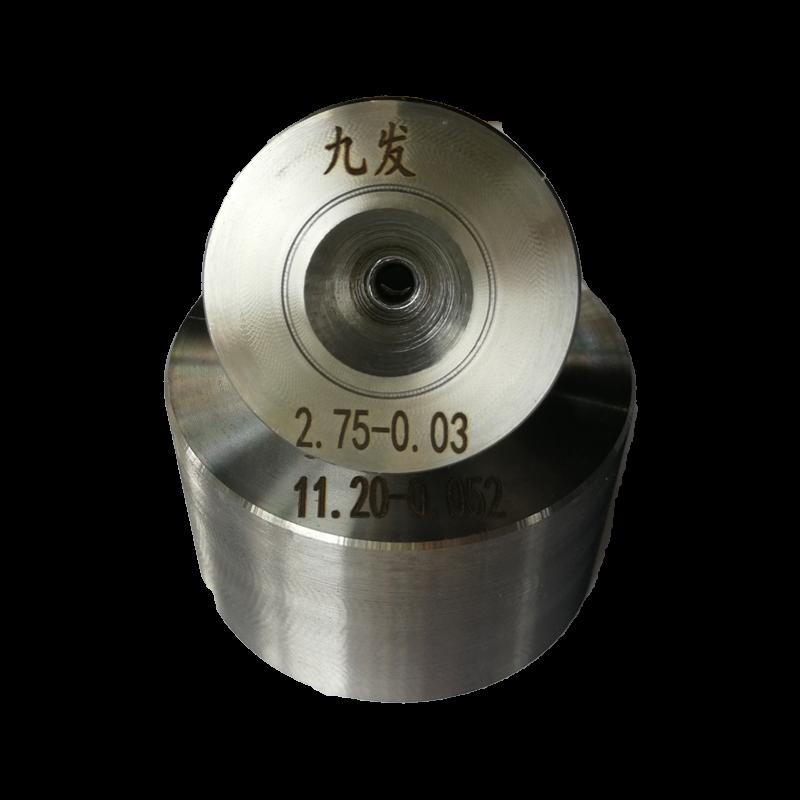 聚晶圆型拉丝模具2.75-0.03